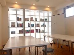 3号館 自習室