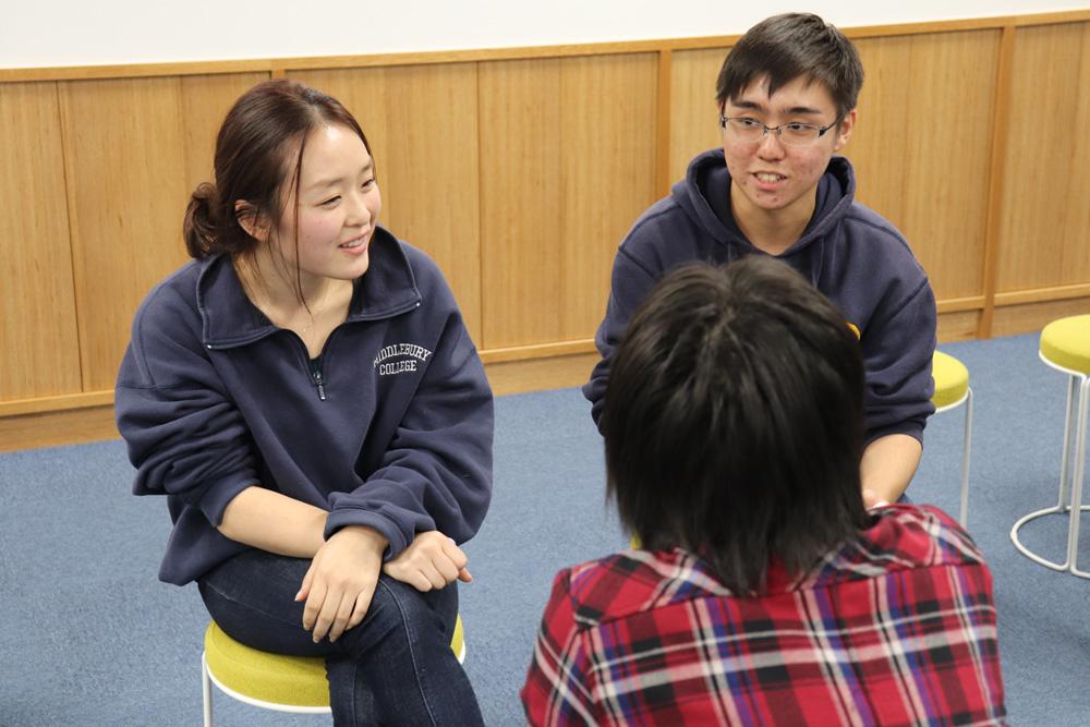 海外進学卒業生座談会02